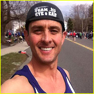 Joey McIntyre Missed Boston Marathon Explosion by Minutes