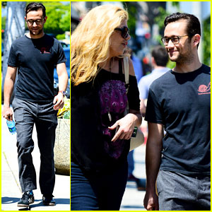 Joseph Gordon-Levitt: Dog Walk with Kristen Johnston