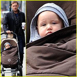 Josh Lucas: Manhattan Afternoon with Noah!