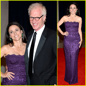 Julia Louis-Dreyfus - White House Correspondents' Dinner 2013