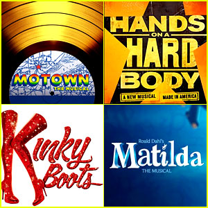 Just Jared's Broadway Bulletin: New Musicals!
