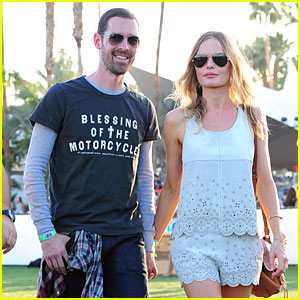 Kate Bosworth & Michael Polish: Coachella Beach House Couple!
