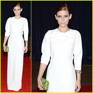 Kate Mara - White House Correspondents' Dinner 2013 Red Carpet