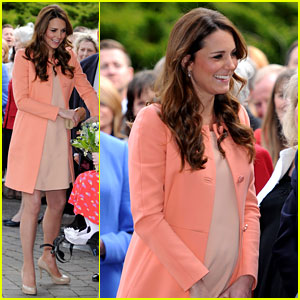 Kate Middleton Visits Naomi House, Speaks in Recorded Video
