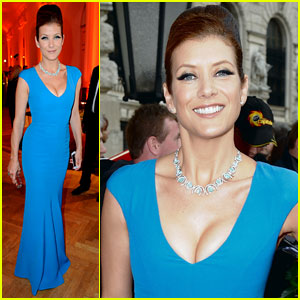 Kate Walsh Attends the Romy Awards in Austria!