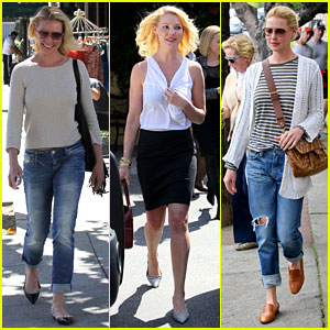 Katherine Heigl: Lunches with Mom After Girls Trip to Cabo!