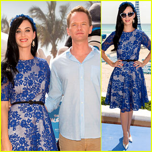 Katy Perry & Neil Patrick Harris: 'Smurfs 2' at Summer of Sony!