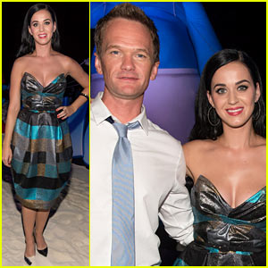 Katy Perry: 'Smurfs 2' Summer of Sony Party!