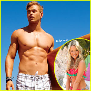 Kellan Lutz: Shirtless Op Pics with Bikini-Clad Katrina Bowden