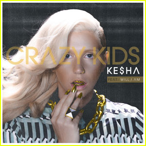 Ke$ha & will.i.am's 'Crazy Kids' - Listen Now!