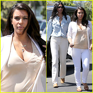Kim Kardashian: House Hunting with Rachel Roy!