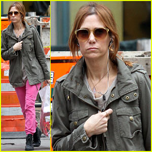 Kristen Wiig: Sunday Soho Shopper!