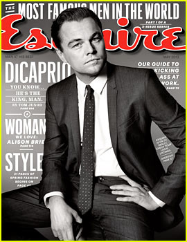 Leonardo DiCaprio Covers 'Esquire' May 2013