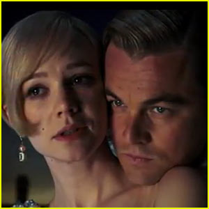 Leonardo DiCaprio & Carey Mulligan: New 'Great Gatsby' Trailer!