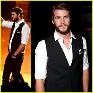Liam Hemsworth - MTV Movie Awards 2013