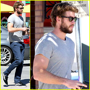Liam Hemsworth Steps Out After Wedding Postponement Rumors