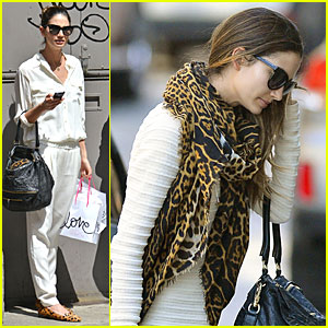 Lily Aldridge: My Heart & Prayers Are With Boston!
