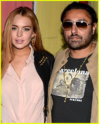 Lindsay Lohan's Pal Vikram Chatwal Arrested for Drugs