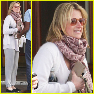 Mamie Gummer: Post-Split Easter Outing with Meryl Streep!