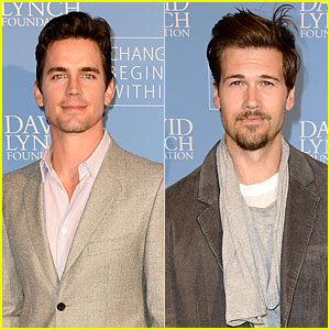 Matt Bomer & Nick Zano: Meditation In Education Global Outreach Campaign!