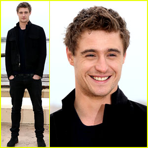 Max Irons: 'White Queen' Photo Call in Cannes!