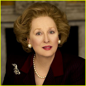 Meryl Streep Reacts to Margaret Thatcher's Death