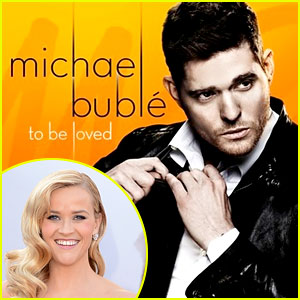 Michael Buble & Reese Witherspoon: 'Something Stupid' - Listen Now!