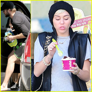 Miley Cyrus: It 'Seems Right' To Wear My Engagement Ring