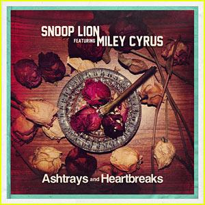 Miley Cyrus & Snoop Lion's 'Ashtrays & Heartbreaks' - Listen Now!