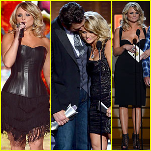 Miranda Lambert: ACM Awards Performance 2013 (Video)