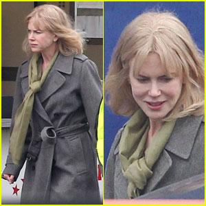 Nicole Kidman: Snack Break 'Before I Go To Sleep'