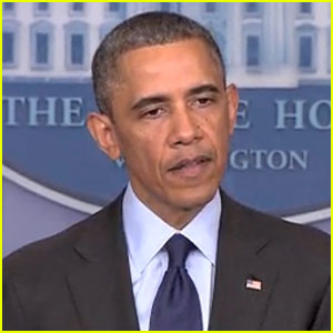 Obama on Boston Bombing Suspects: 'They Failed' (Video)