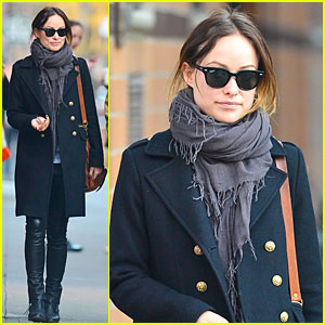 Olivia Wilde: EIF Revlon Run-Walk for Women NY Host!