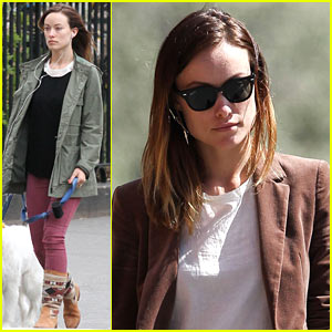 Olivia Wilde Talks Potential Wedding Locations
