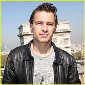 Olivier Martinez: Champs Elysees Film Festival President!