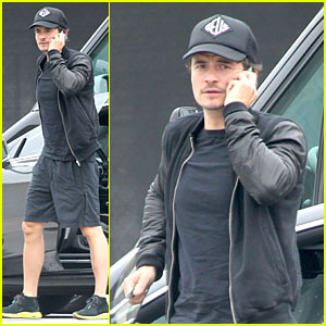 Orlando Bloom: 'Zulu' Closing Cannes Film Festival!