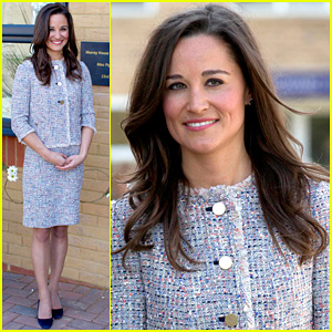 Pippa Middleton: Murray House Opening!