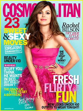 Rachel Bilson Talks Hayden Christensen with 'Cosmopolitan'