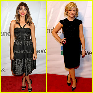 Rashida Jones & Amy Poehler: Keep Memory Alive Gala!
