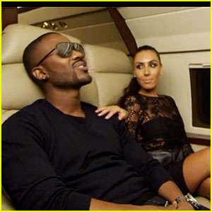Ray J: 'I Hit It First' Video with Kim Kardashian Lookalike!