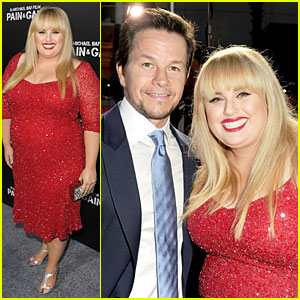 Rebel Wilson: 'Pain & Gain' Hollywood Premiere!