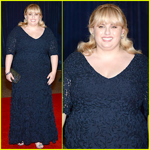 Rebel Wilson - White House Correspondents' Dinner 2013