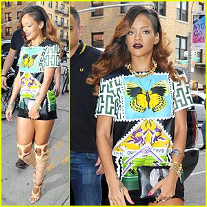 Rihanna: New Dallas & Houston Tour Dates!