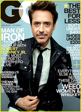 Robert Downey Jr.: I'm Getting an Oscar One Day!