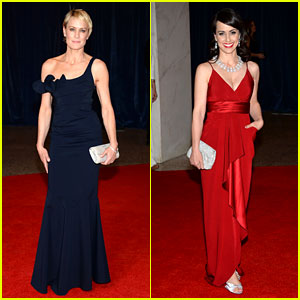Robin Wright - White House Correspondents' Dinner 2013
