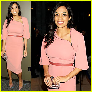 Rosario Dawson: I Dated Danny Boyle Longer Than People Think!