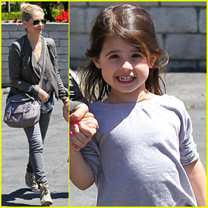 Sarah Michelle Gellar & Charlotte: Children's Gym Time!