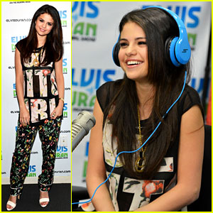 Selena Gomez Talks Justin Bieber Rendezvous with Z100