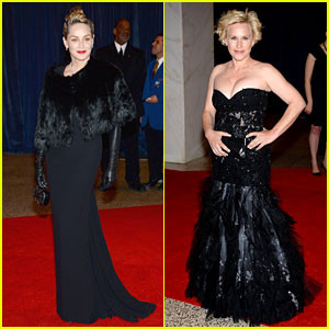 Sharon Stone - White House Correspondents' Dinner 2013