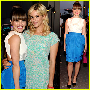 Sophia Bush & Georgia King: Coach's Night of Shopping!